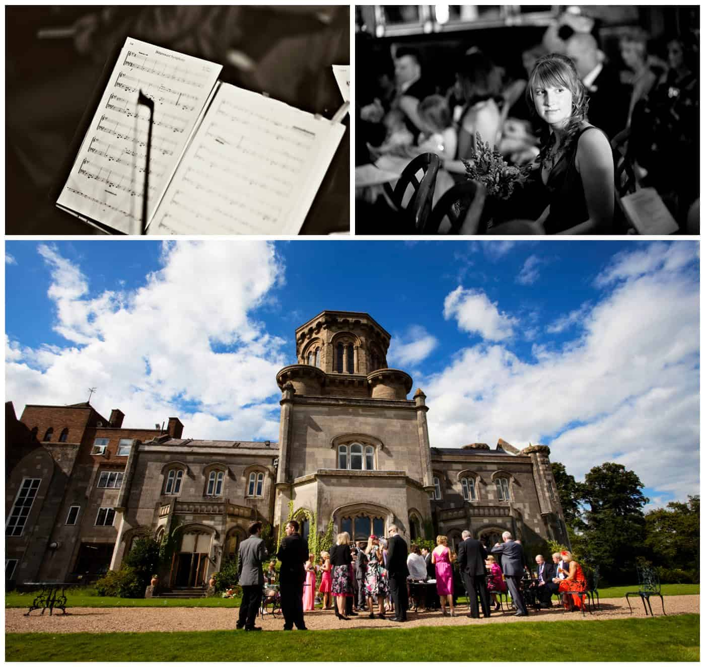 Studley Castle weddings