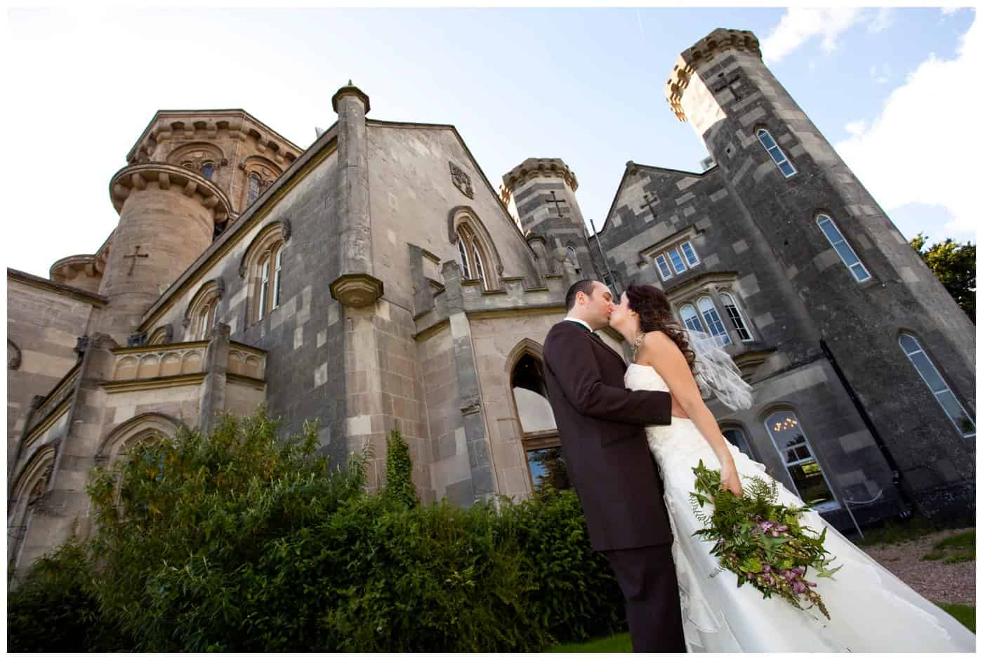 Studley Castle wedding pictures