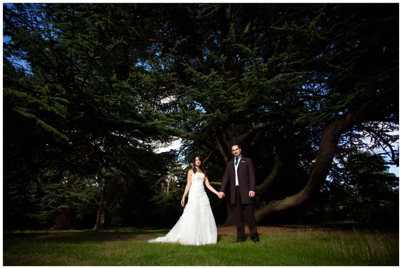 Studley Castle wedding photos