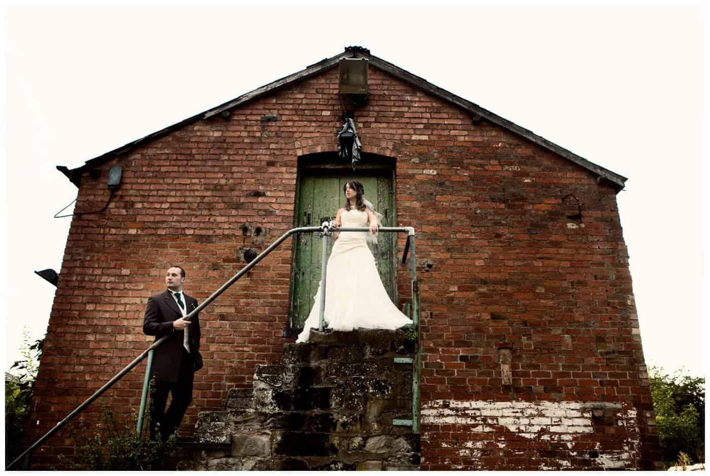 Studley Castle wedding photographers
