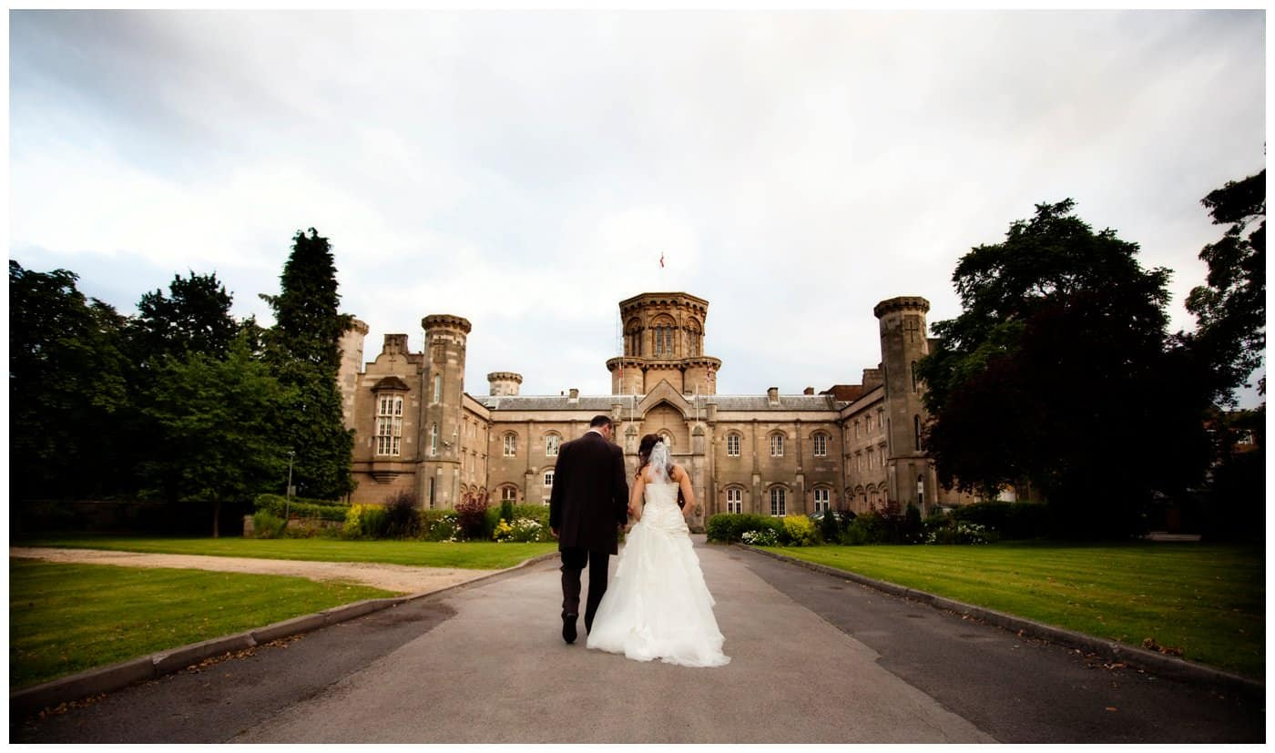 Studley Castle wedding venue
