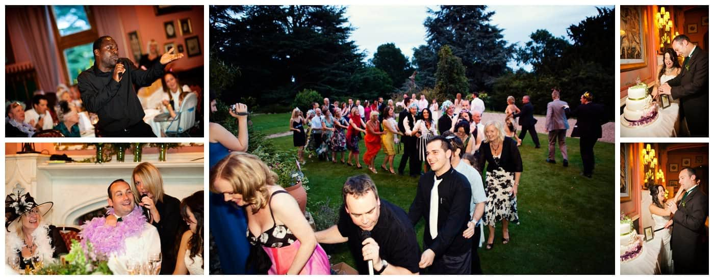 weddings at Studley Castle