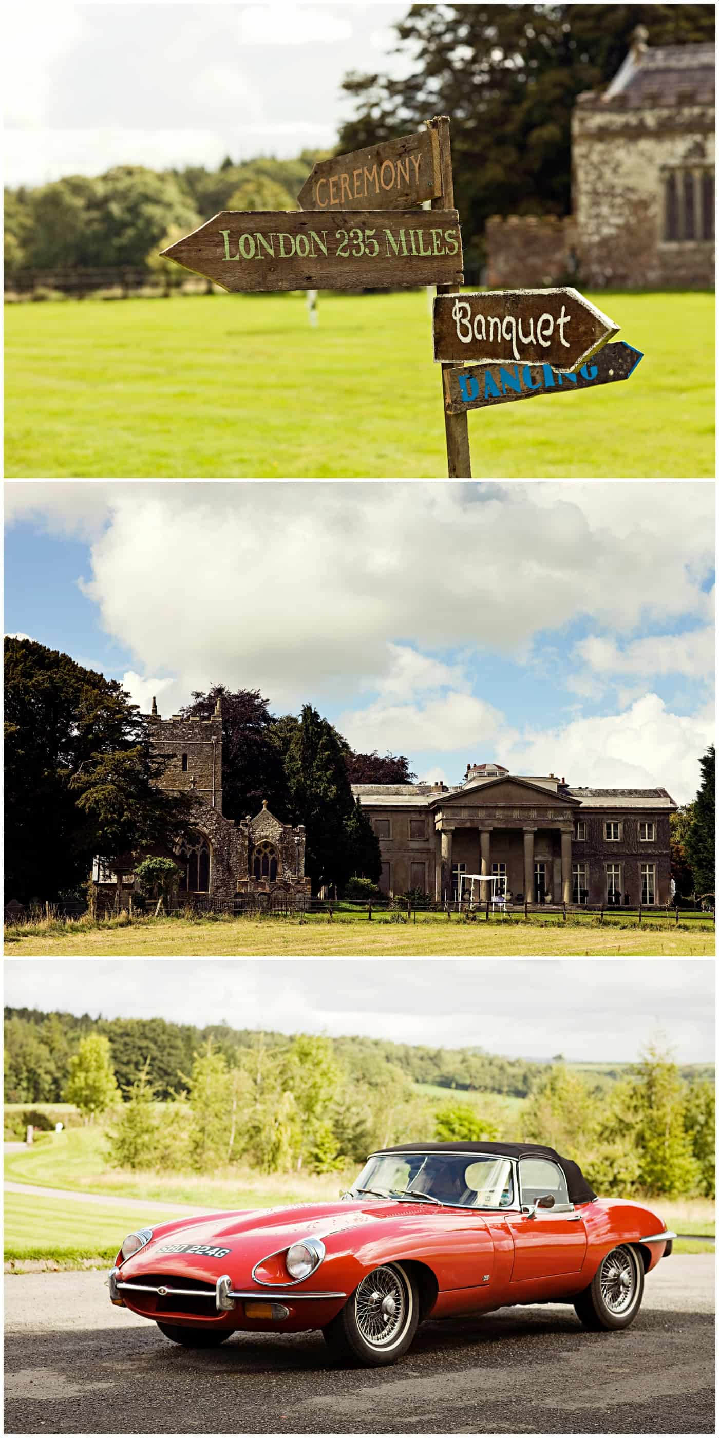 Buckland House wedding Devon