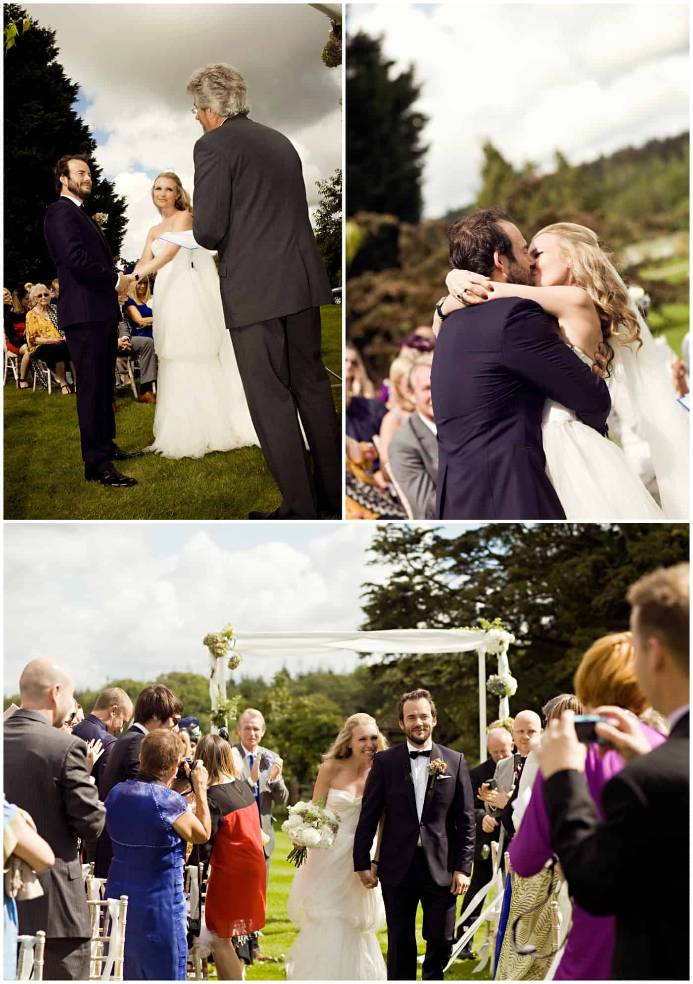 Buckland House wedding Devon photographs