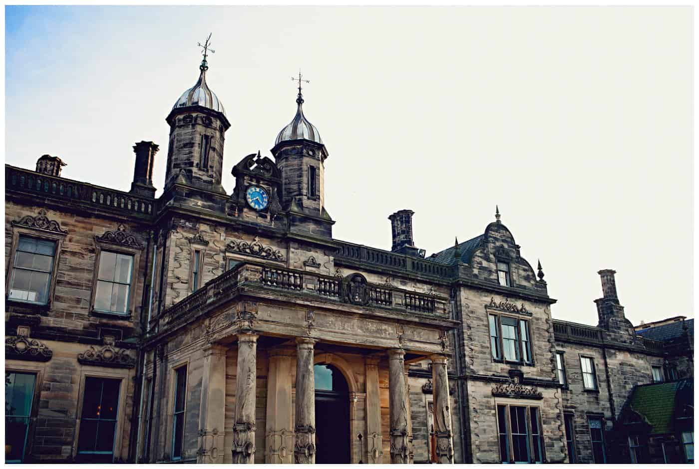Sandon Hall Wedding venue