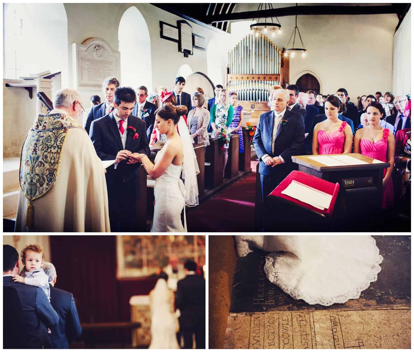 Wedding At Cowley Manor, The Cotswolds