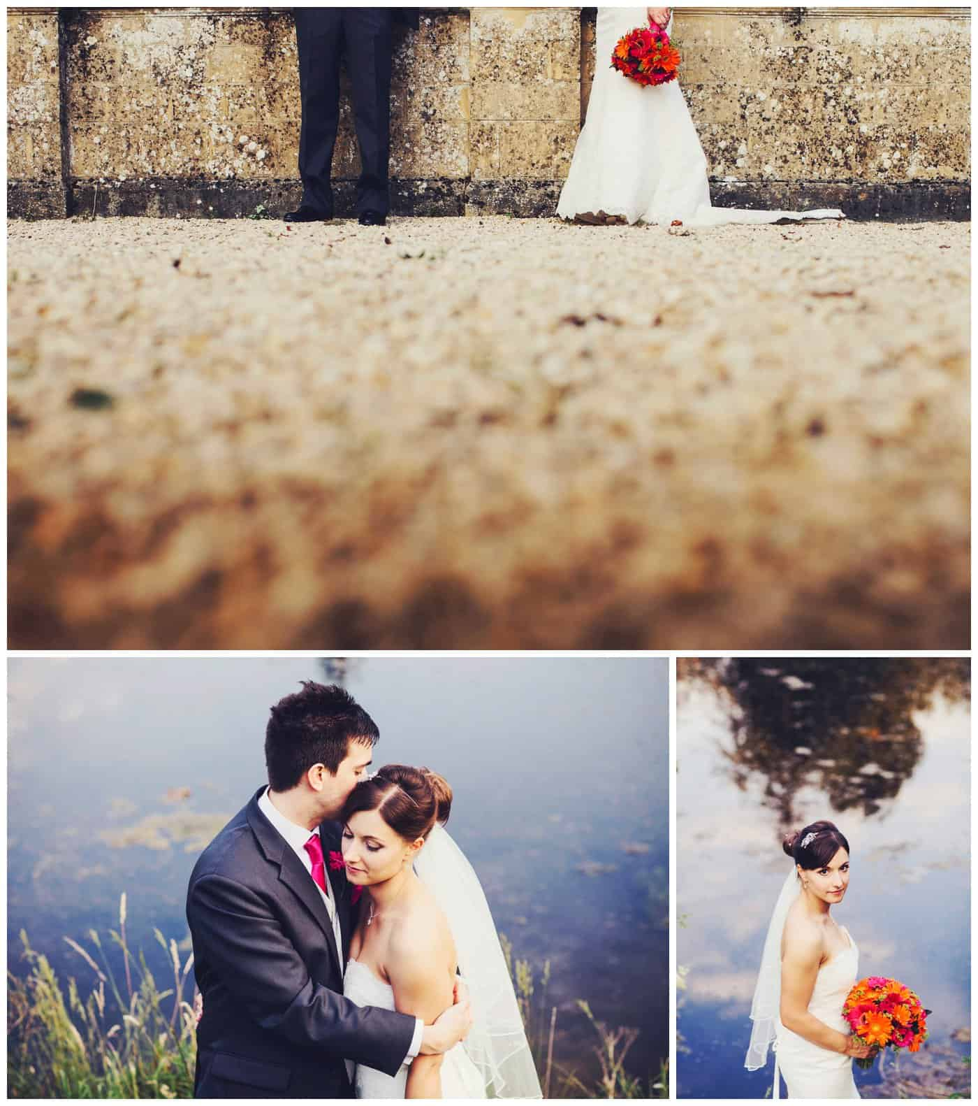 cowley manor wedding photo