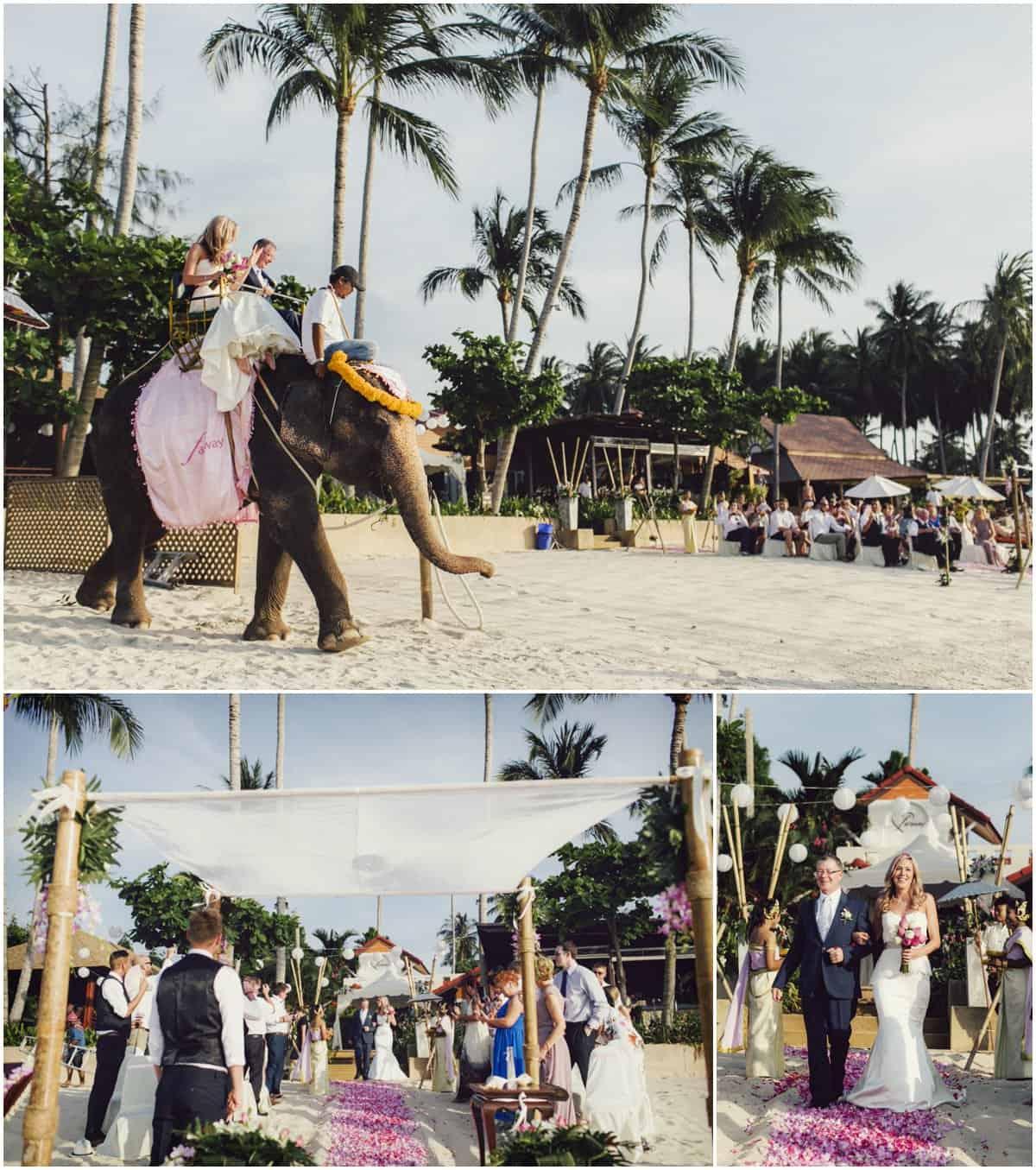 Faraway Villa Koh Samui Thailand wedding