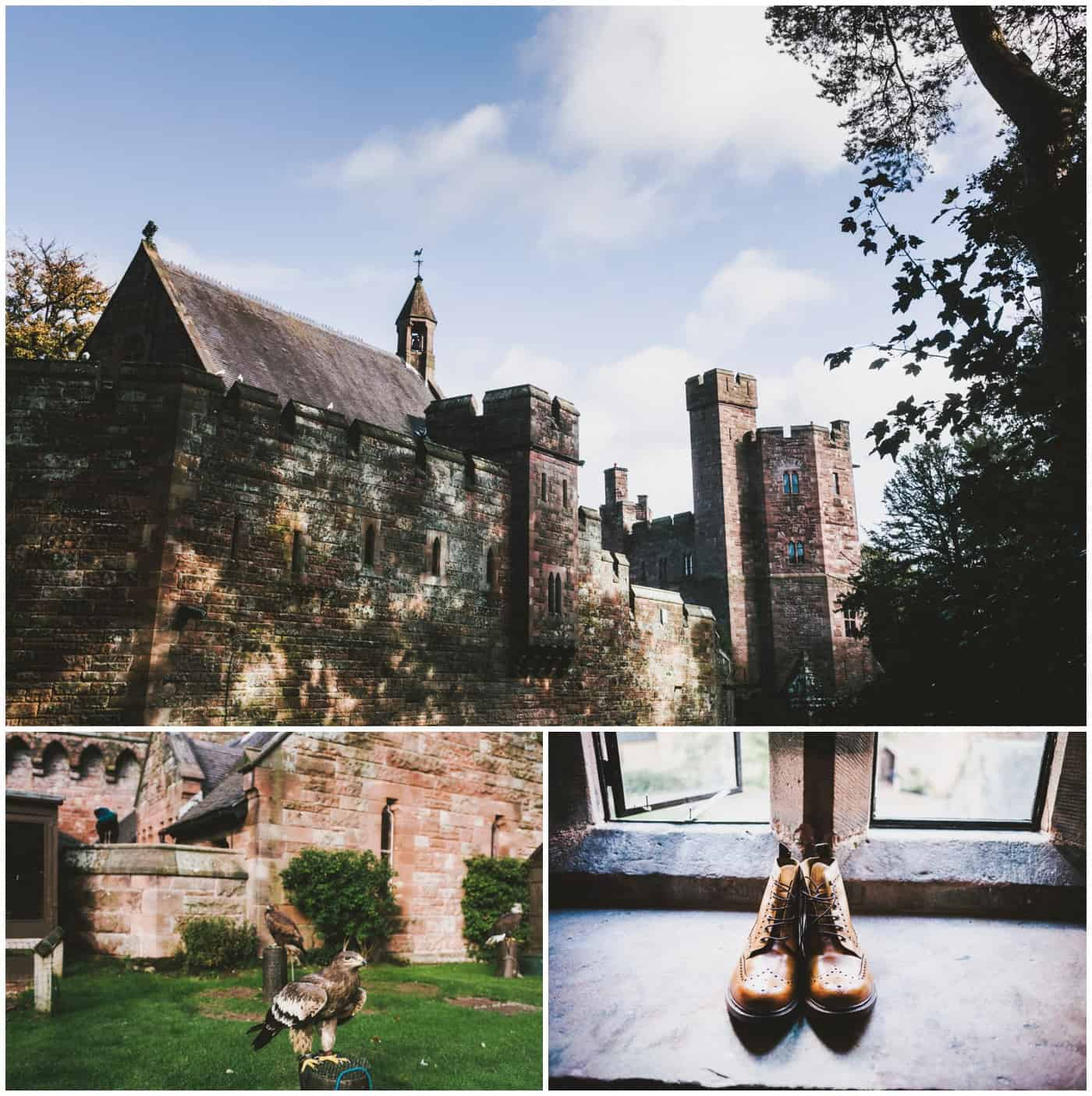Peckforton Castle photos