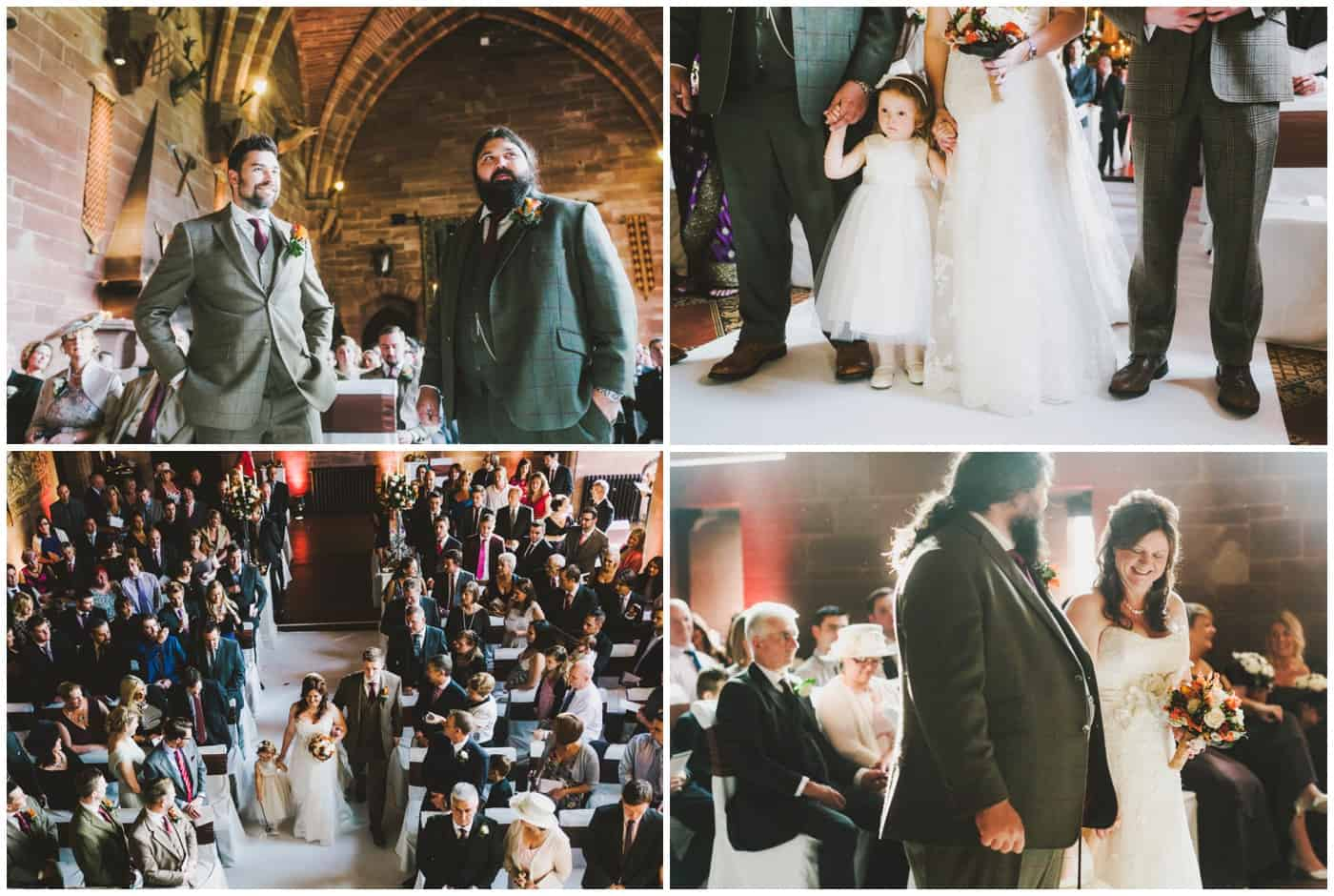 Peckforton Castle Wedding photos