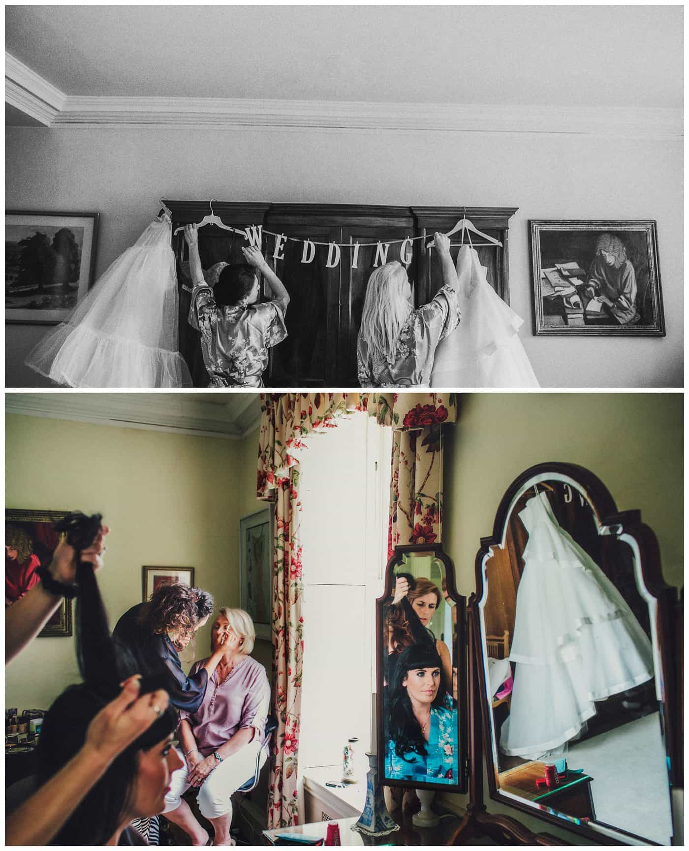 Walcot Hall Wedding Pictures