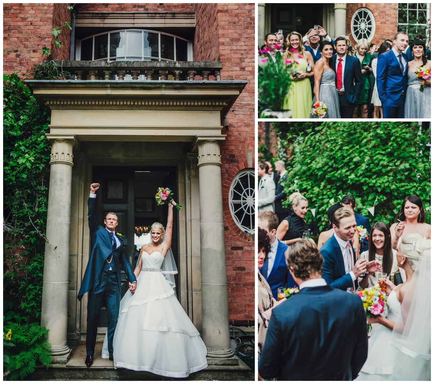 Best Walcot Hall Wedding Photography