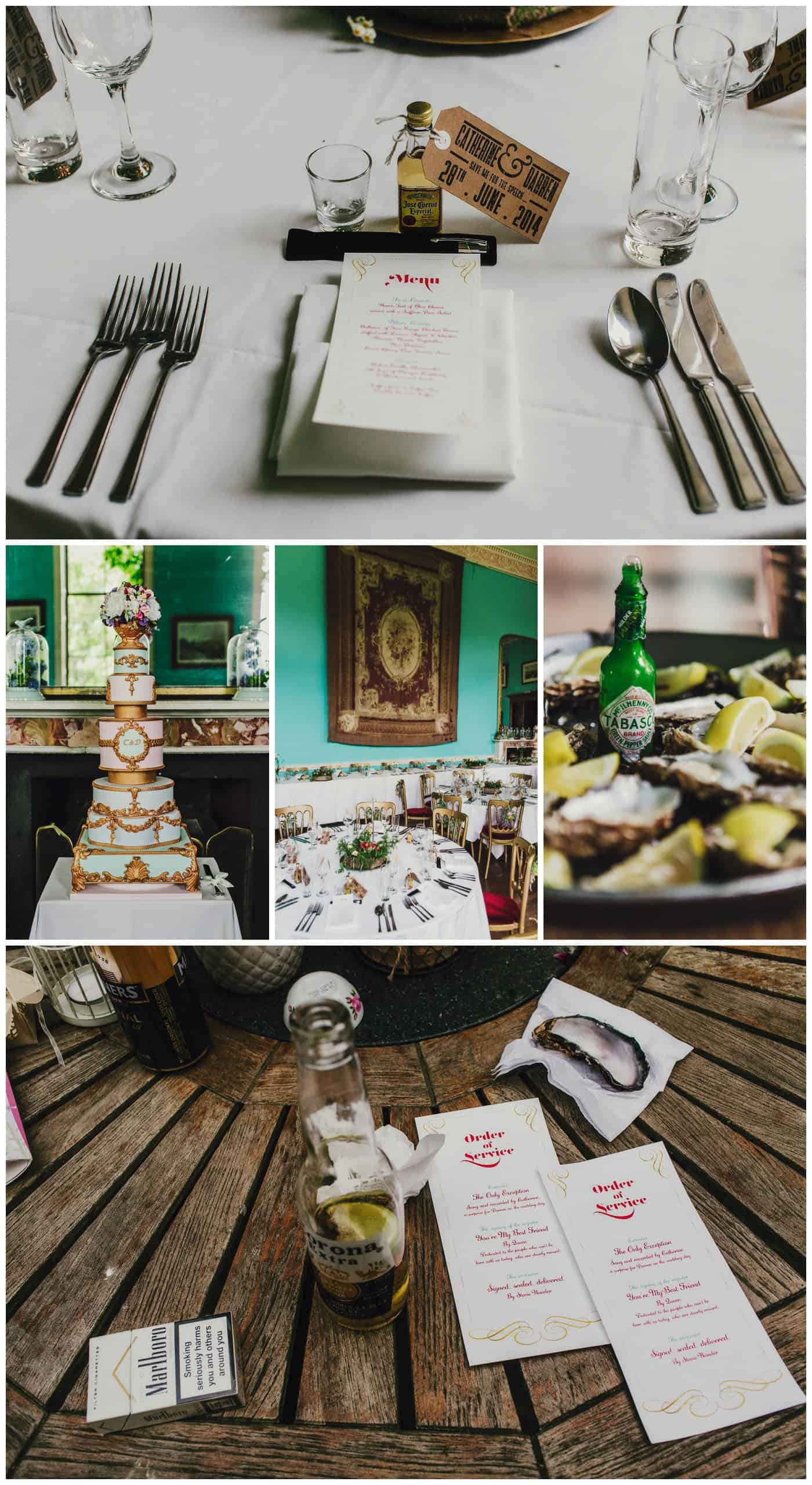 Best Walcot Hall Wedding