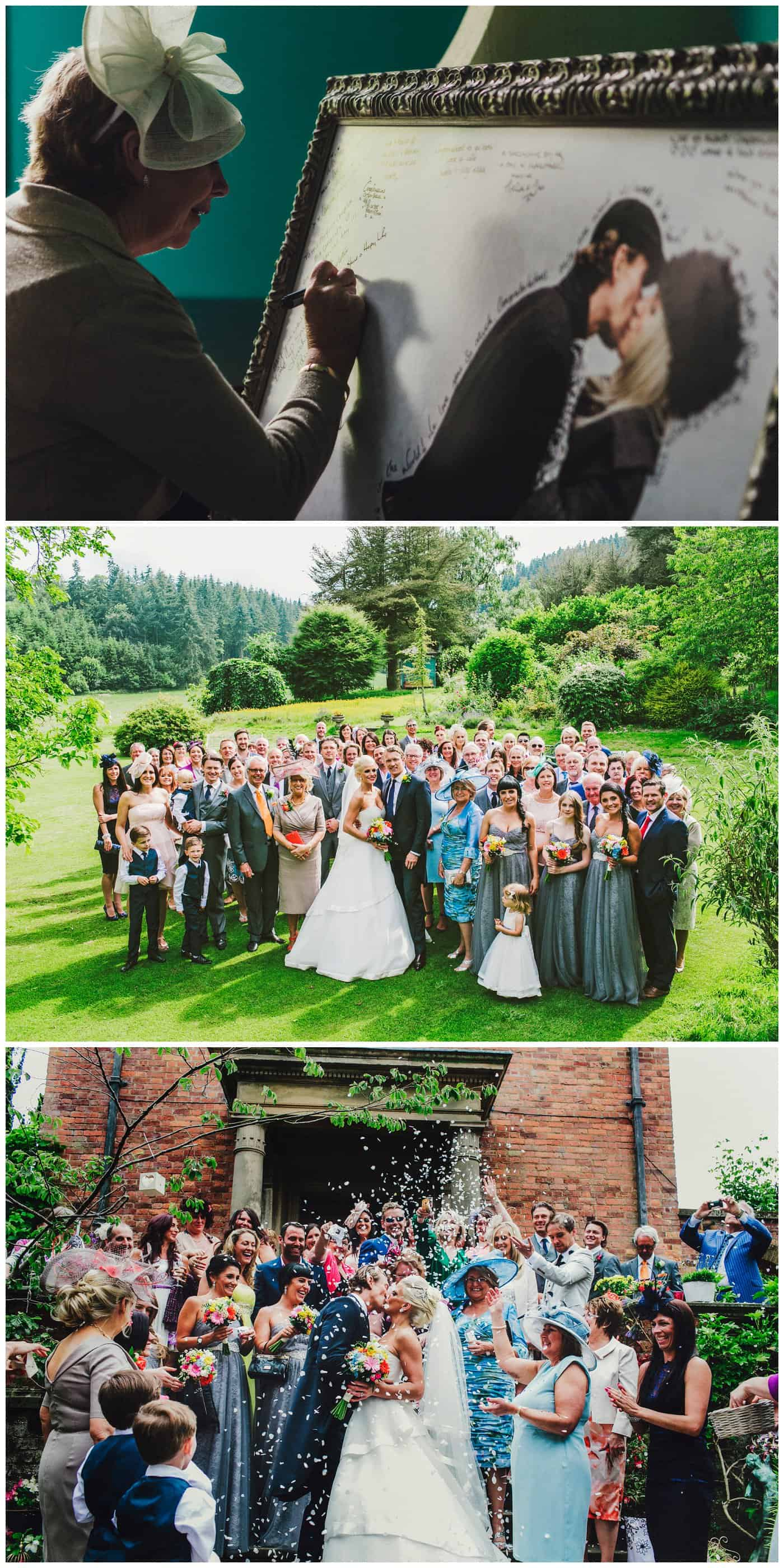 Walcot Hall Wedding Photographer