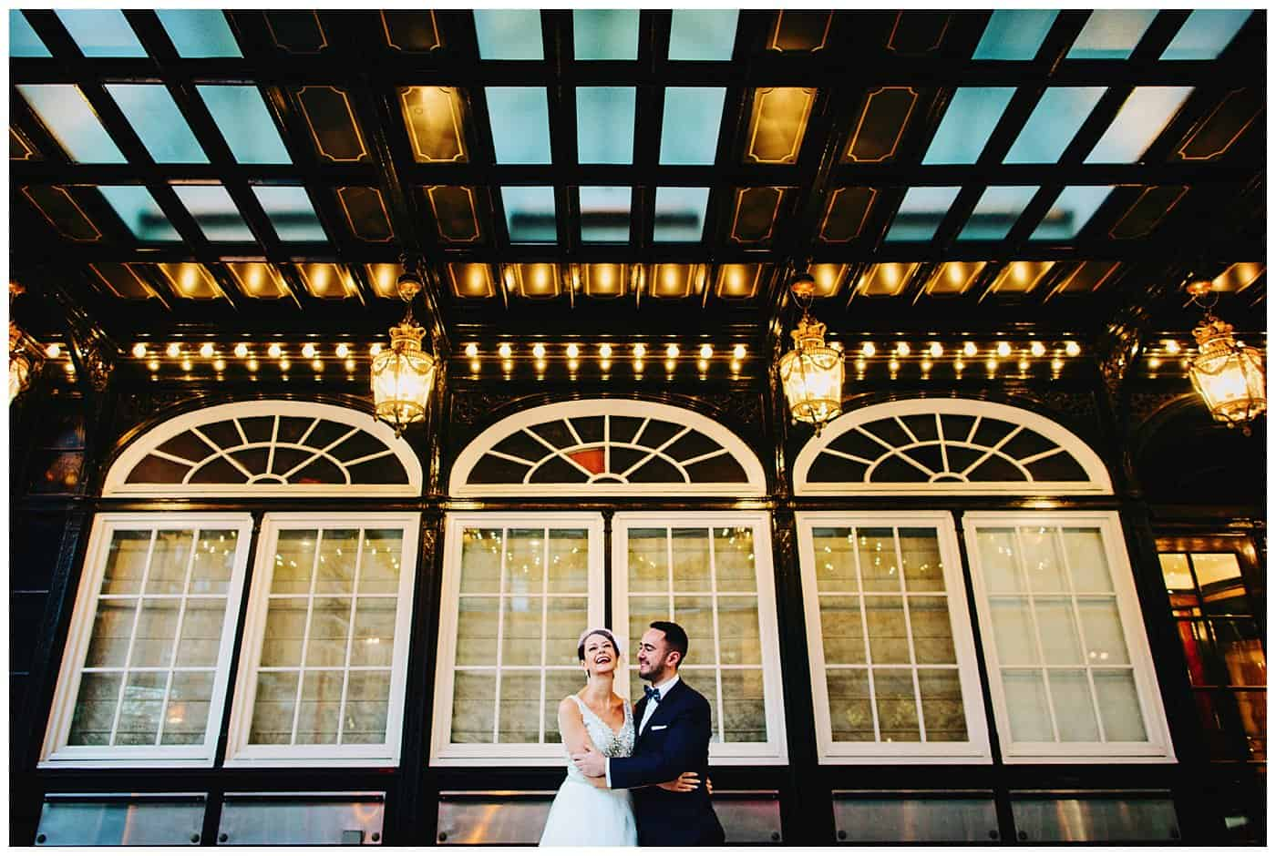 Ritz carlton Montreal Wedding Photo