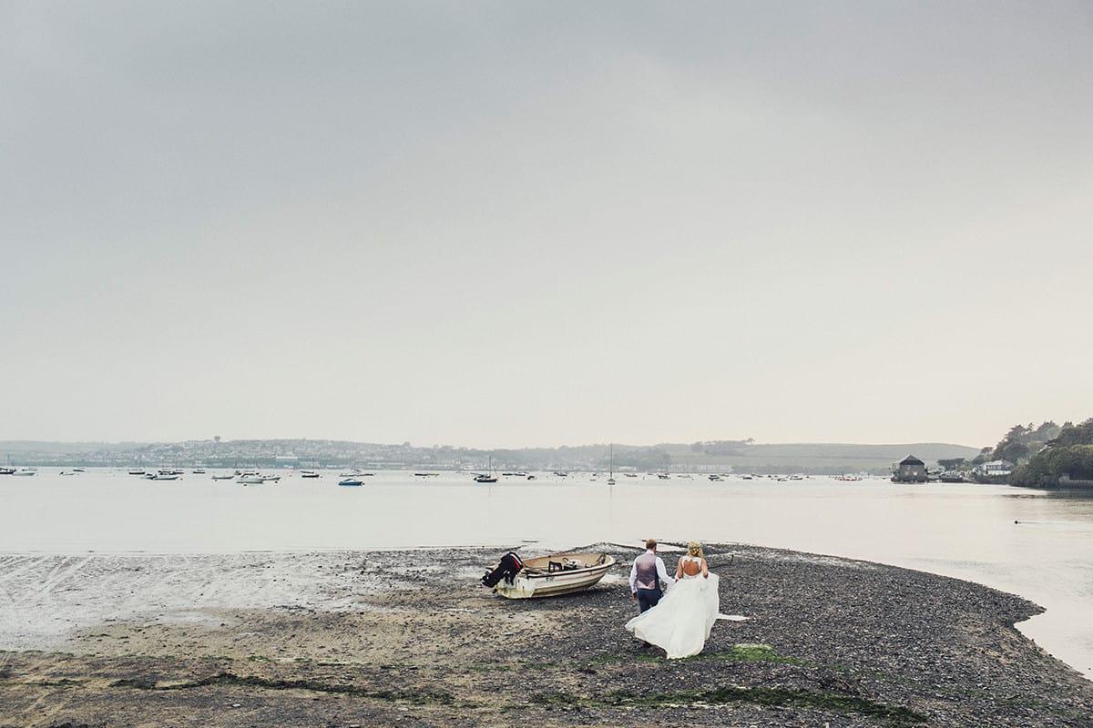 TUNNELS BEACHES ILFRACOMBE WEDDING