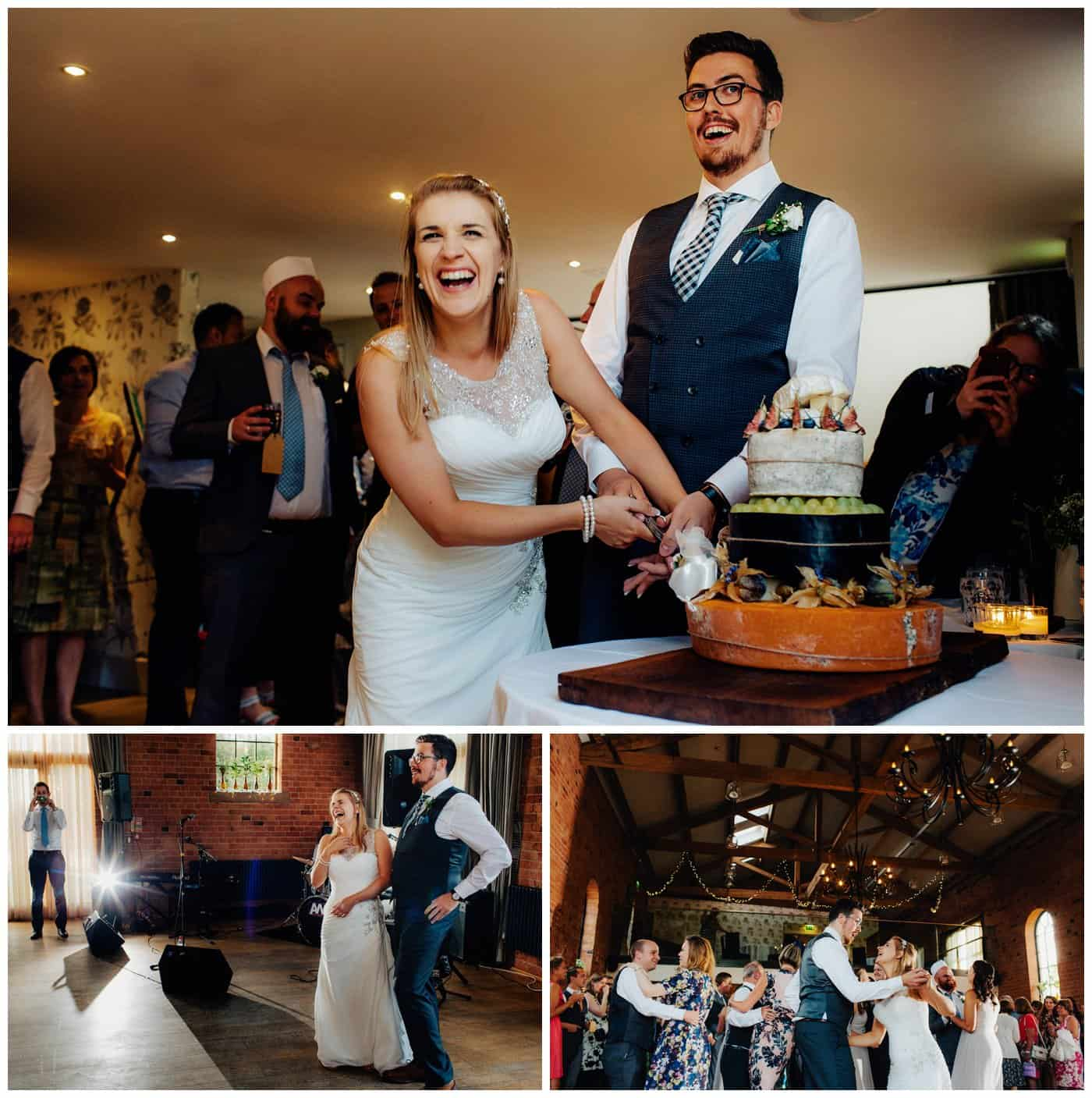 Carriage Hall Plumtree Wedding photographer