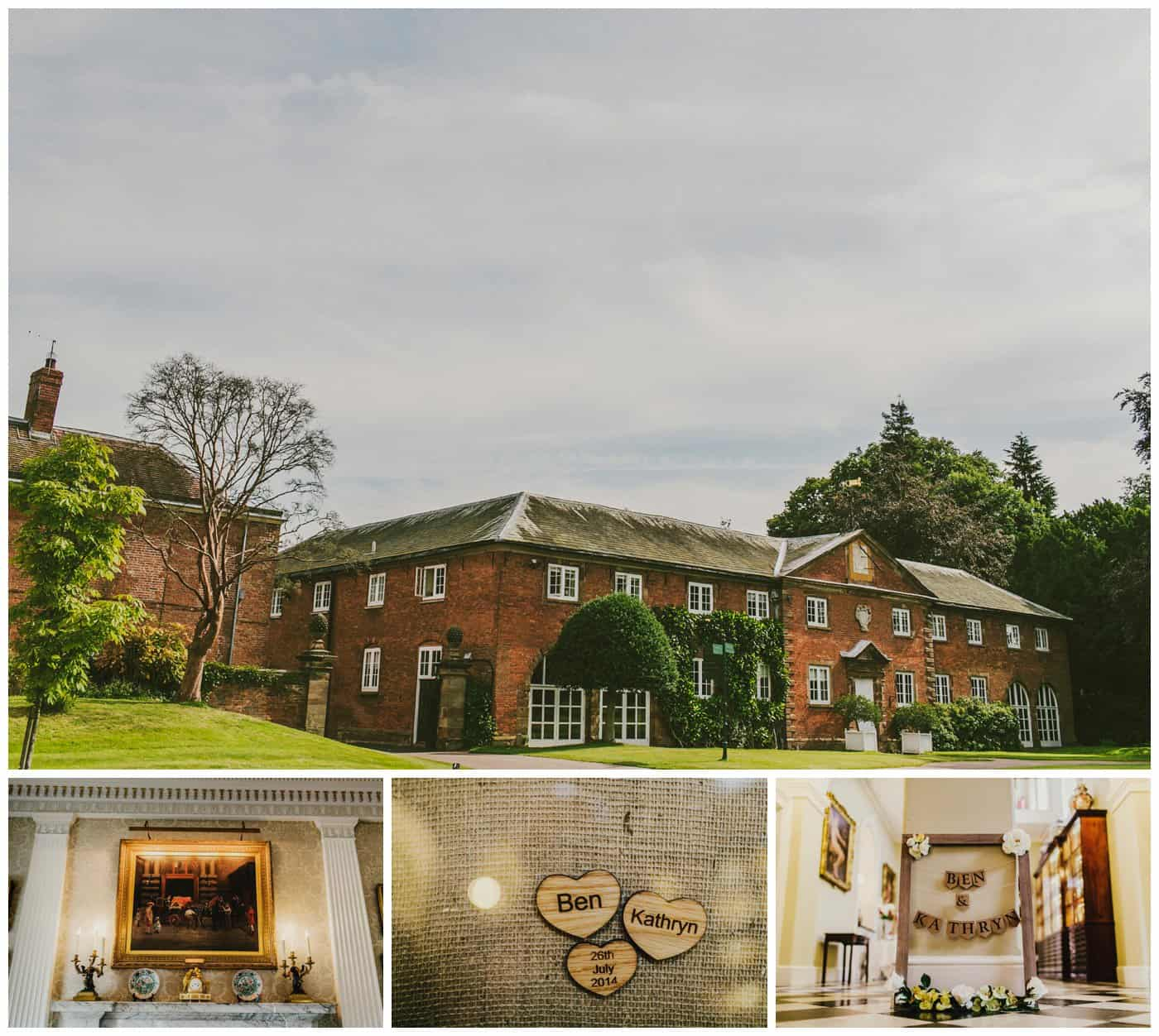 weston park wedding venue