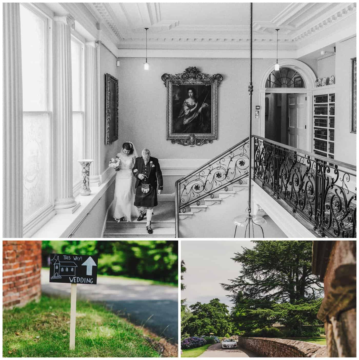 weston park weddings