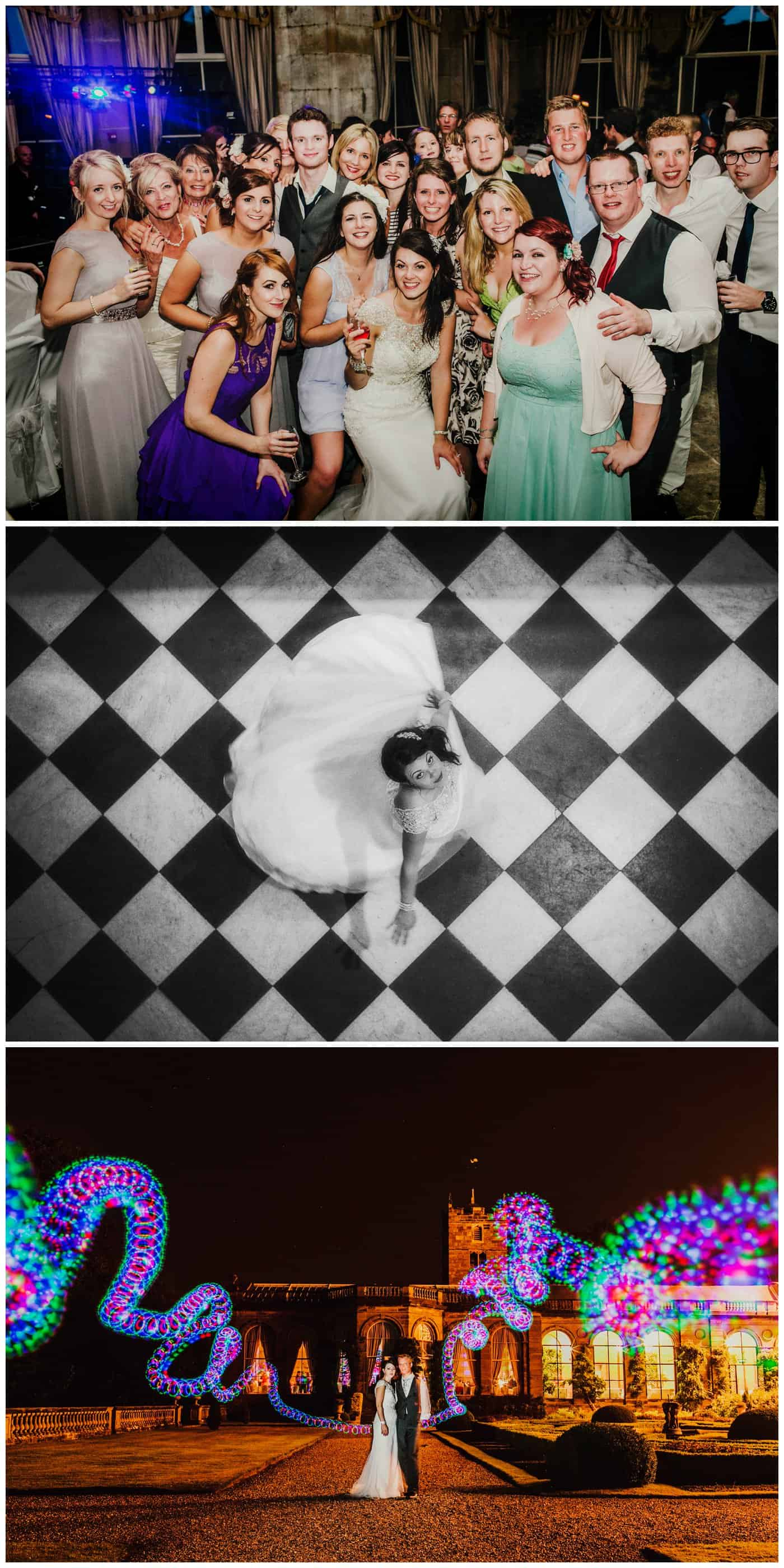 weston park wedding photographers