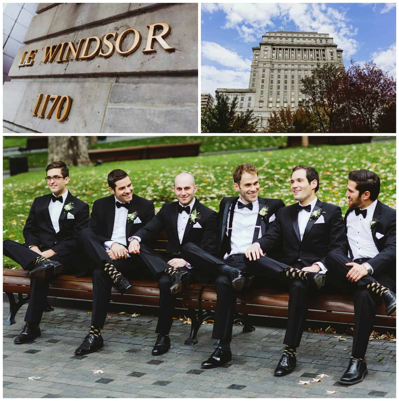 windsor montreal wedding