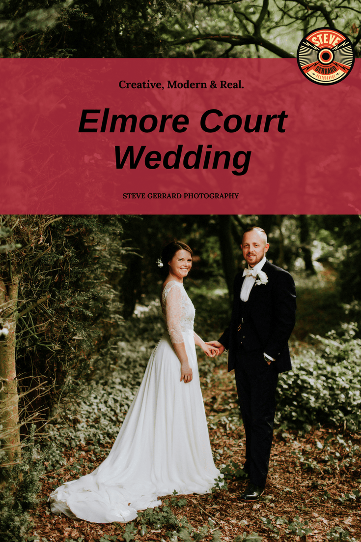 wedding photography from Elmore Court