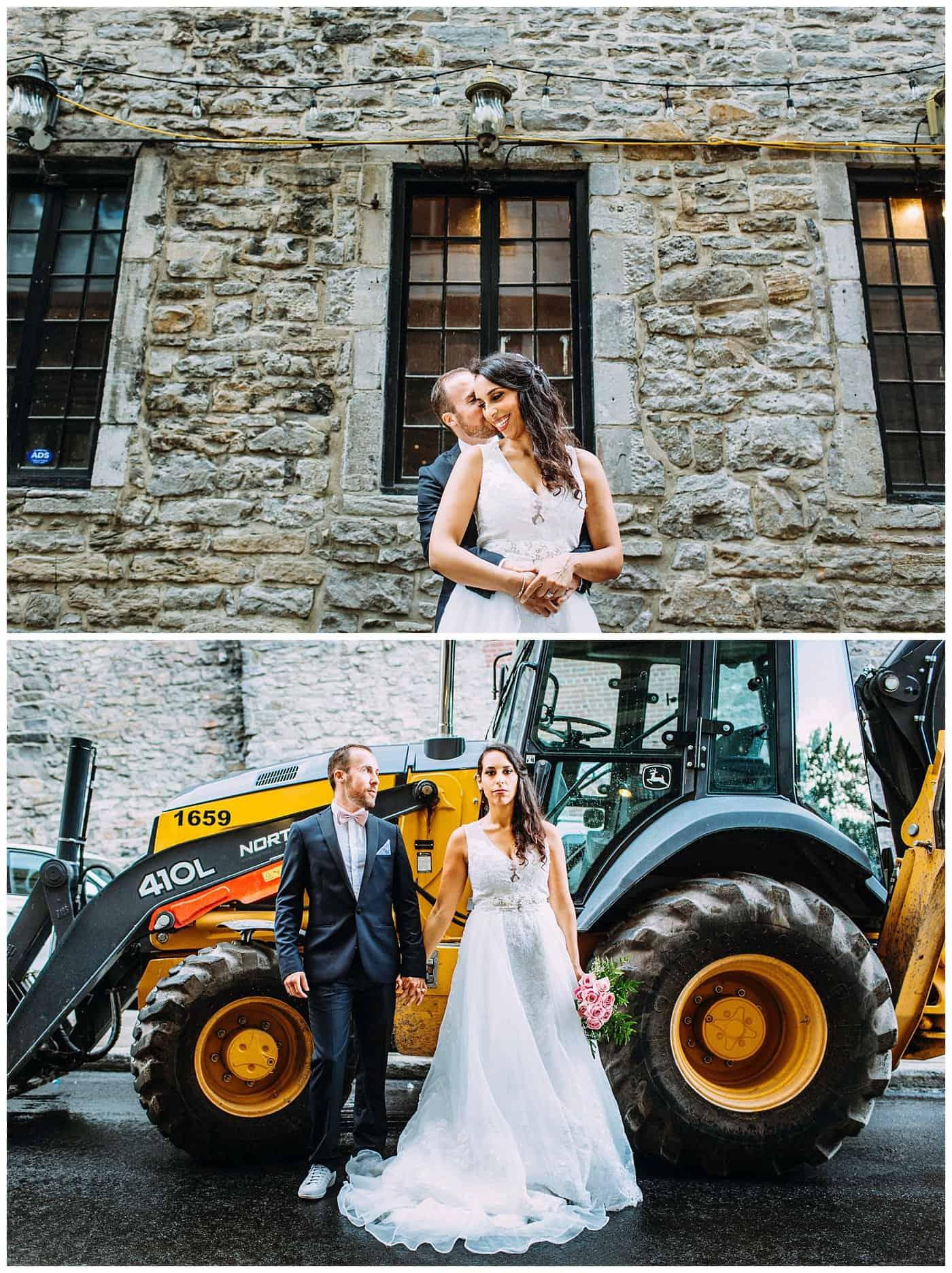 auberge du vieux port mariage