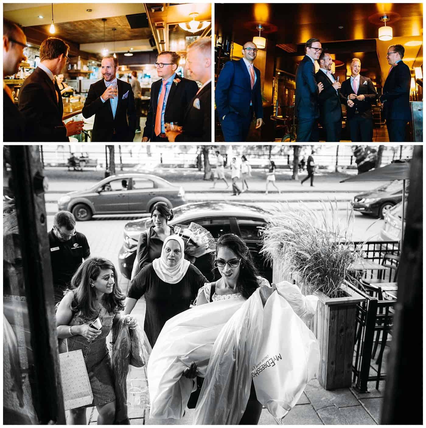 auberge vieux port wedding