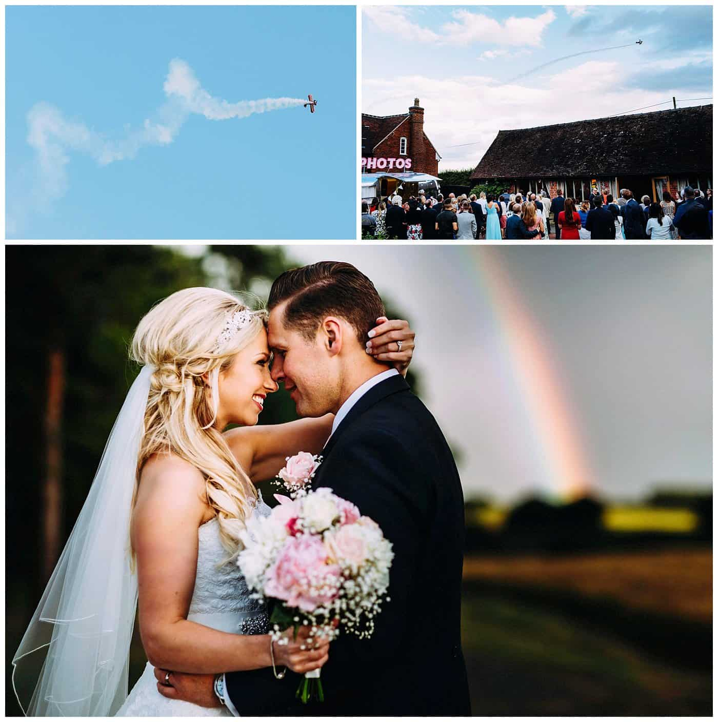 curradine barns wedding photographs