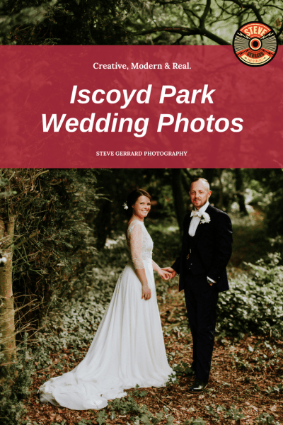 best iscoyd park wedding photographers