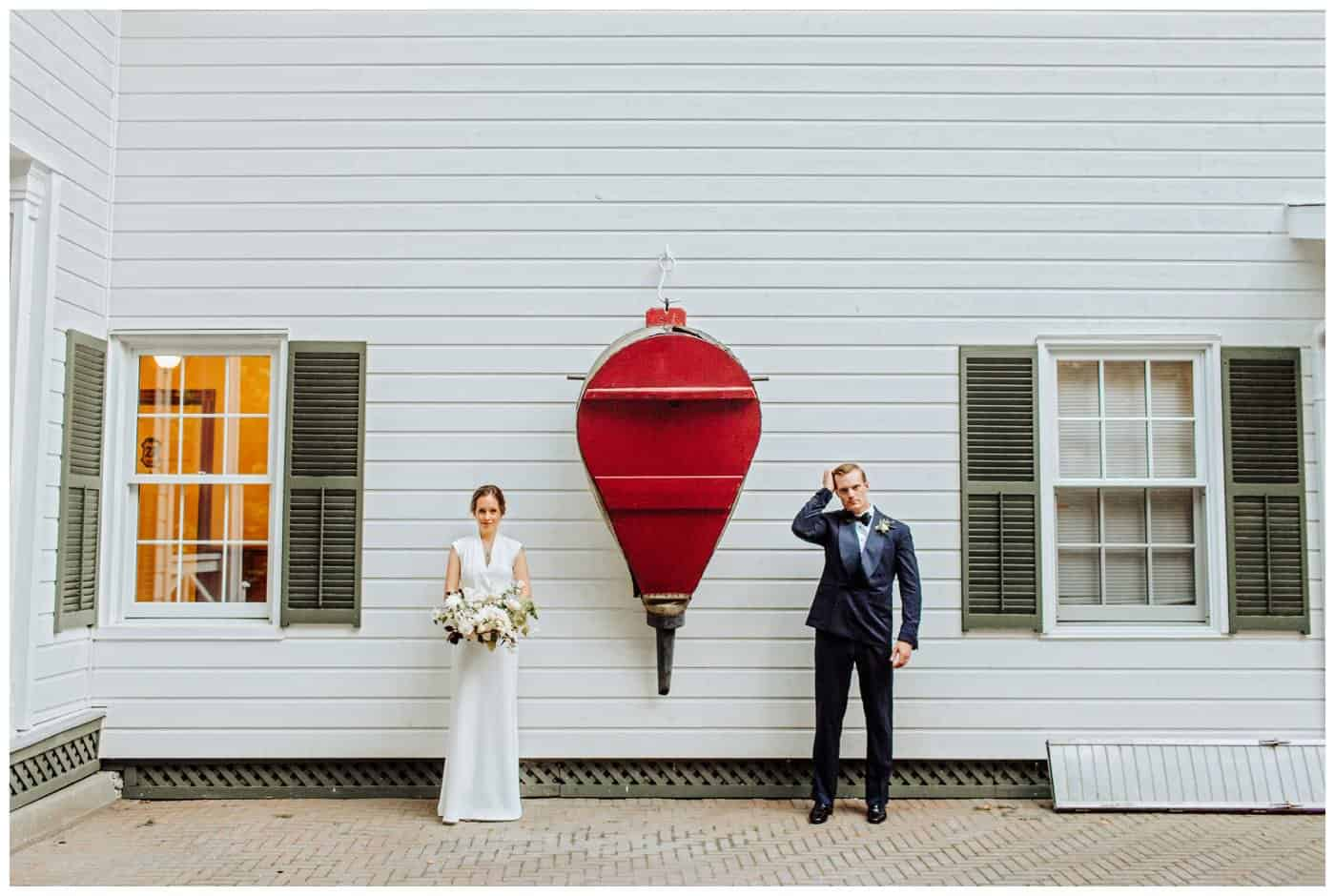 manoir hovey mariage