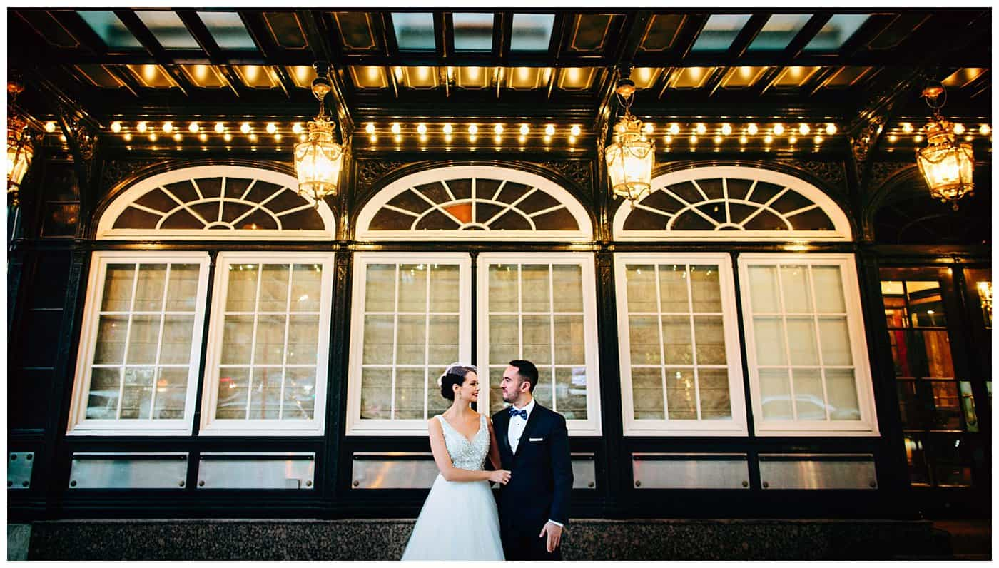 Ritz Carlton Wedding Montreal