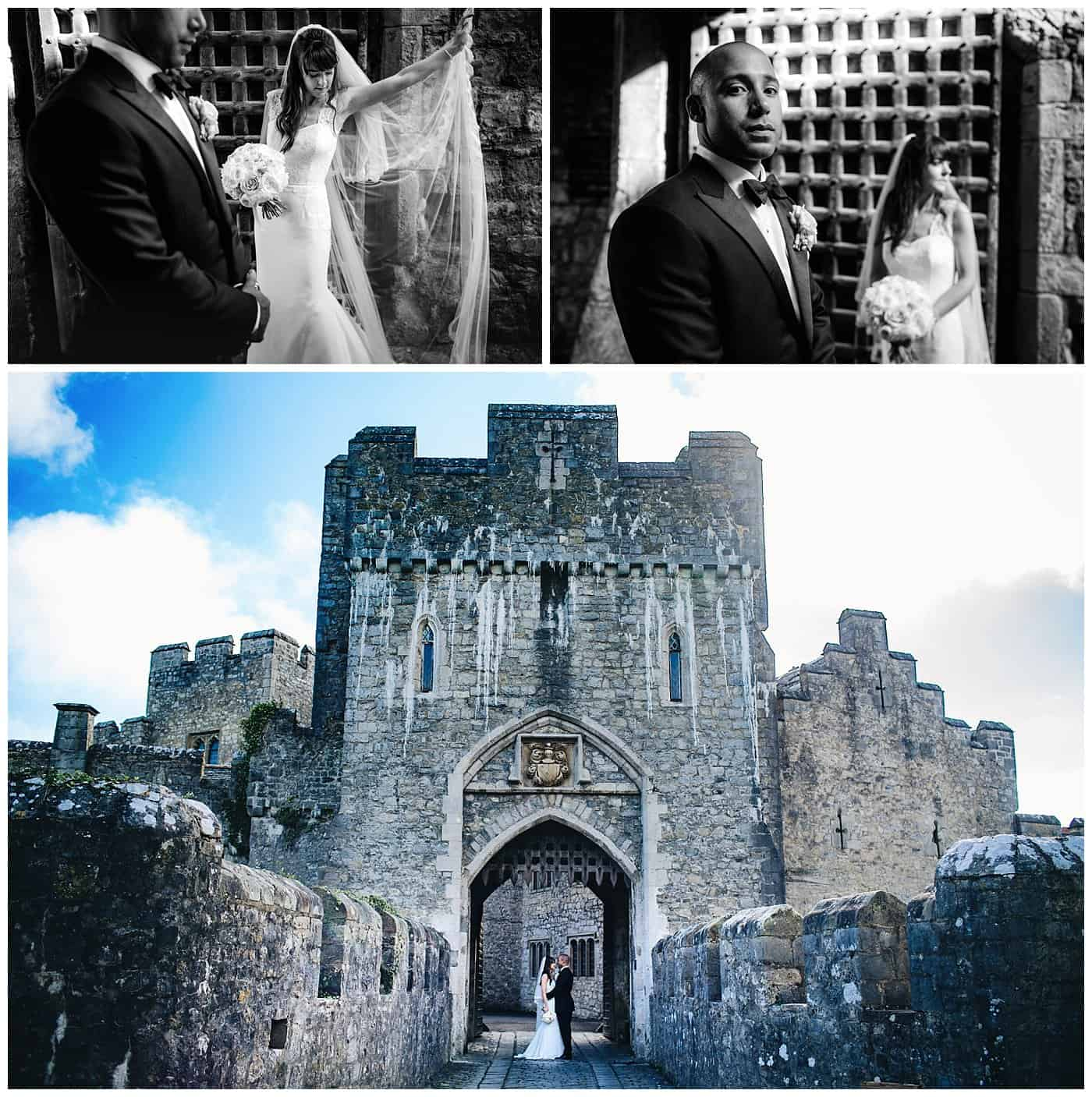 ST DONAT'S CASTLE WEDDING PHOTOGRAPHY