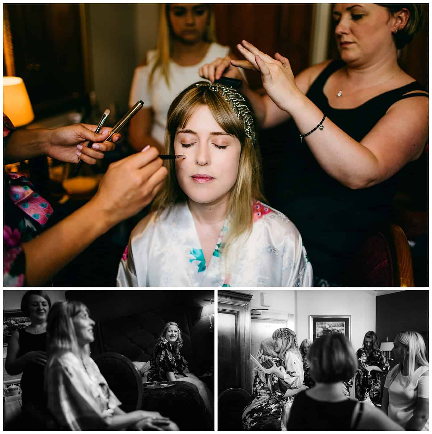 royal automobile club bridal prep