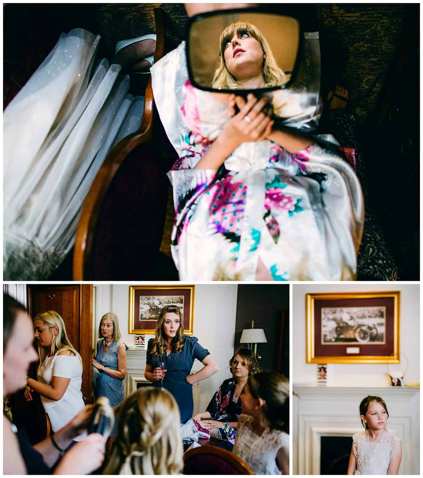 RAC Club bridal prep