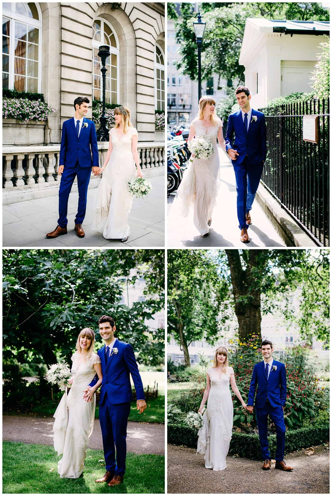 RAC London wedding photos