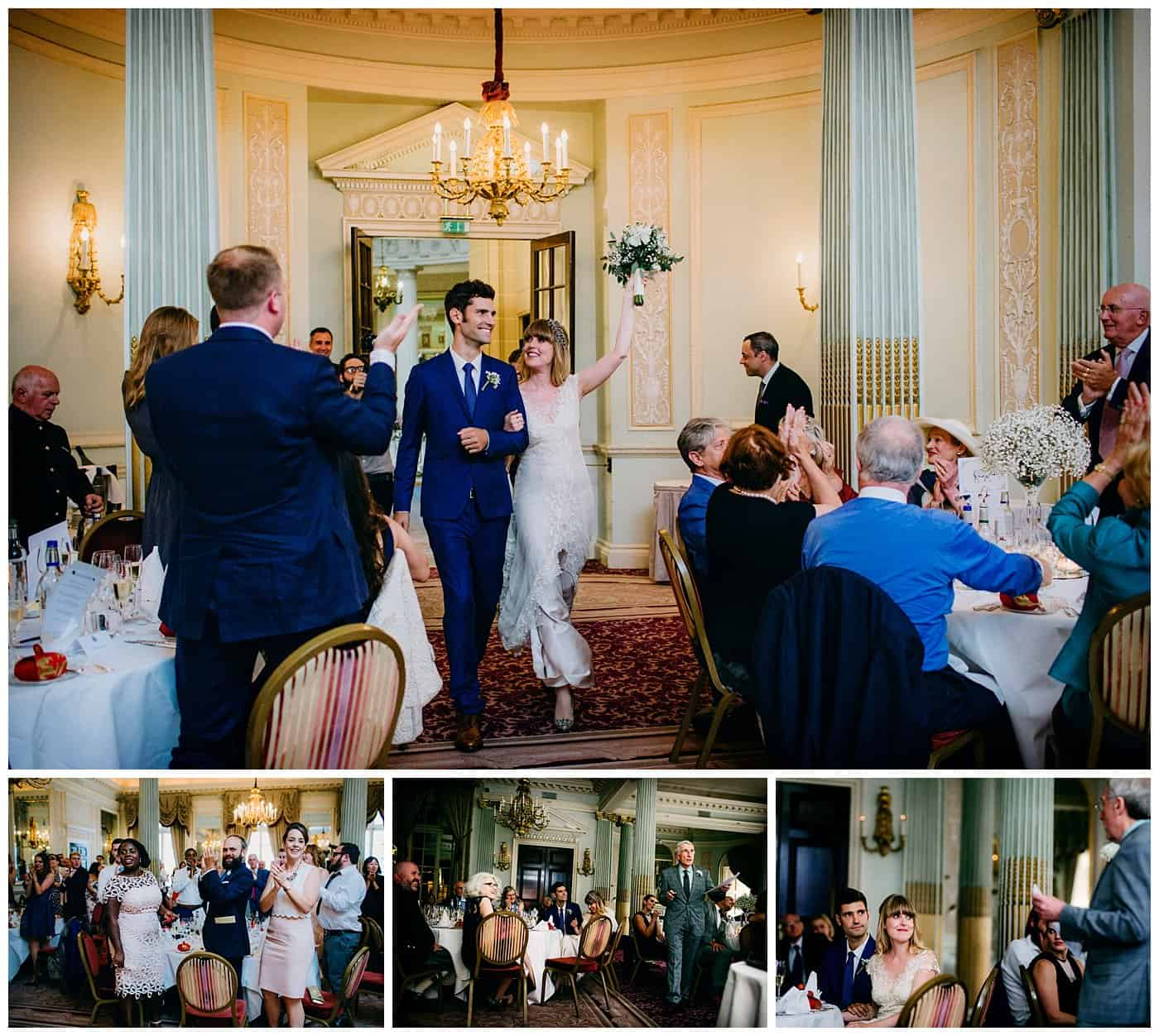 royal automobile club london wedding photography