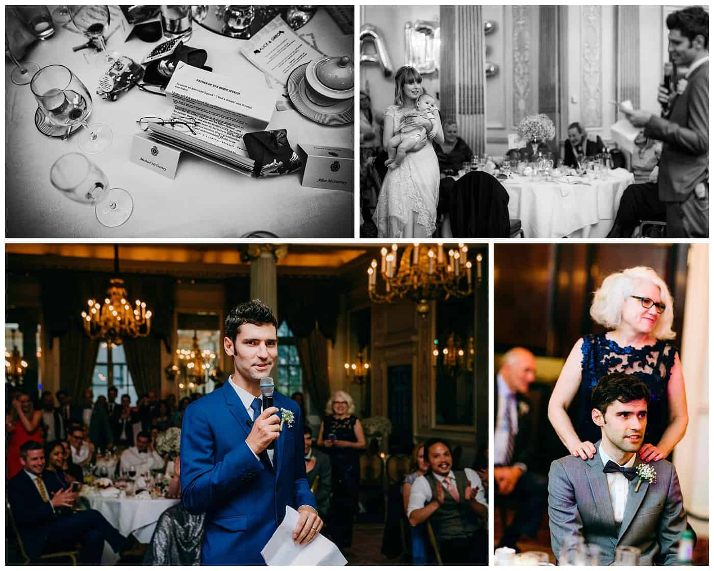 rac club informal wedding photography