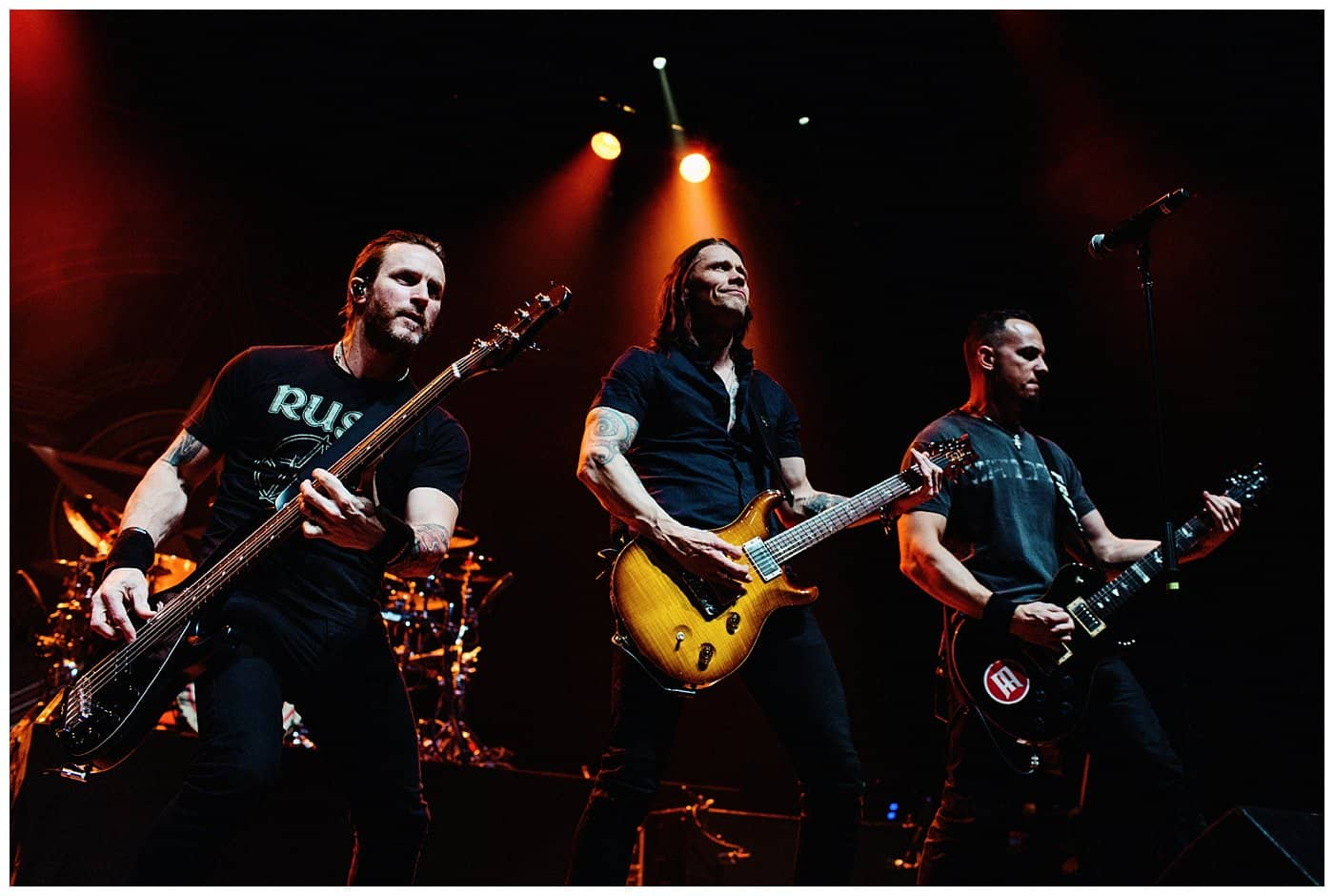 Alter Bridge in Montreal