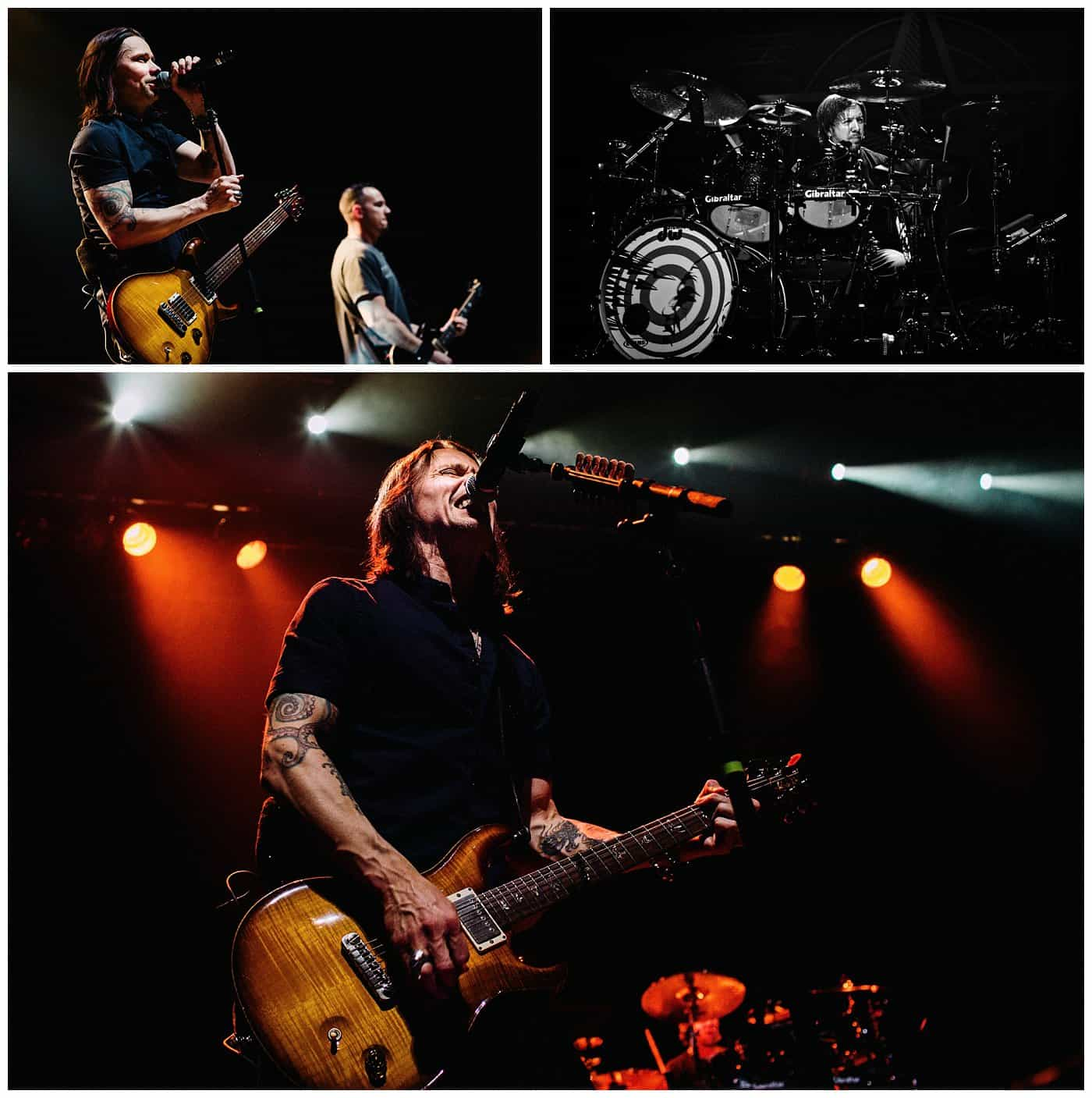 Photos of Alter Bridge in Montreal