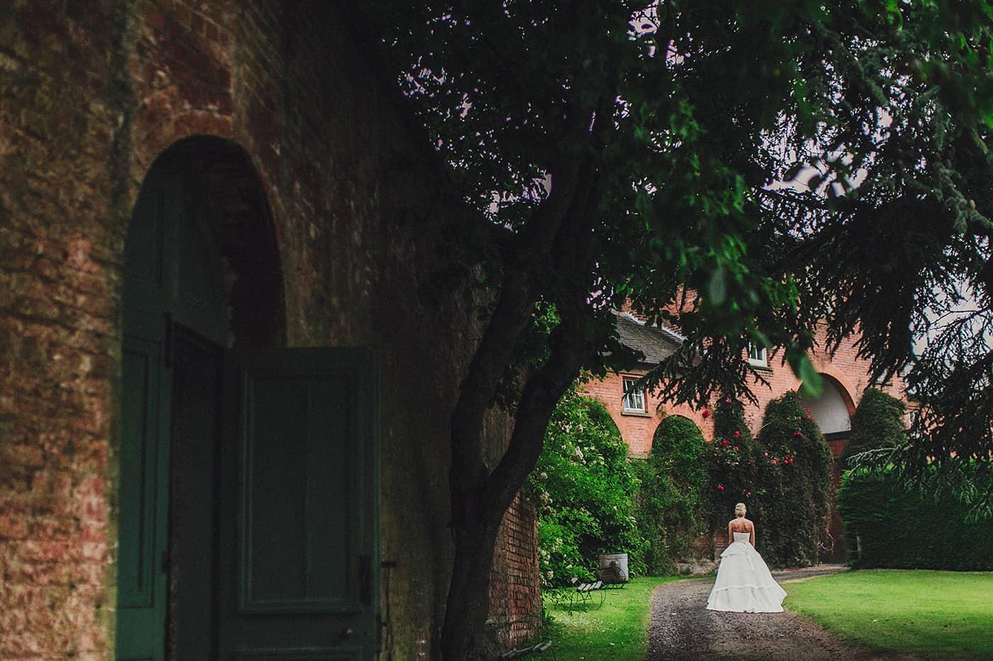 Walcot Hall wedding photos