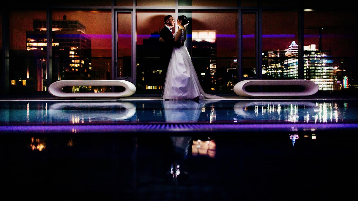 Ritz Carlton Montreal Wedding