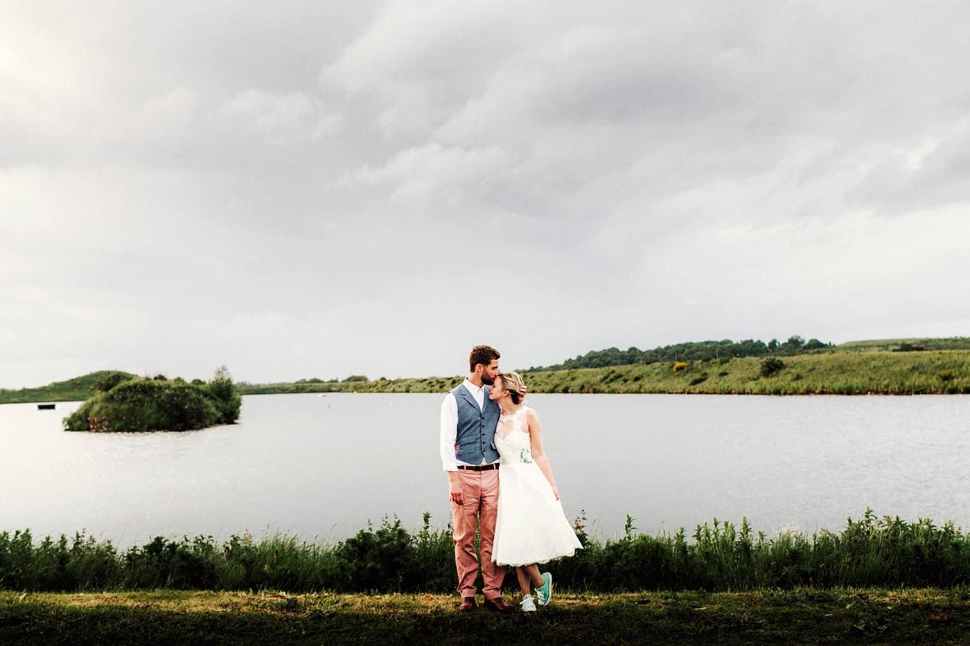 Kingsbury Water Park wedding