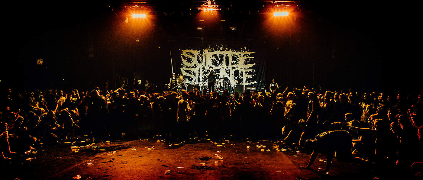 Suicide Silence Impericon