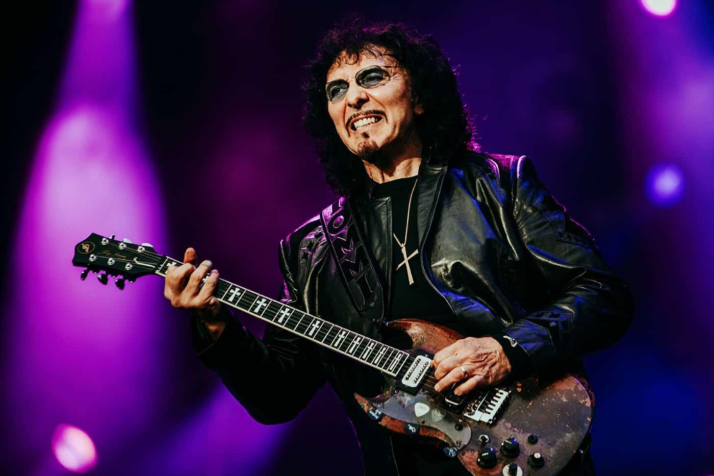Black Sabbath guitar
