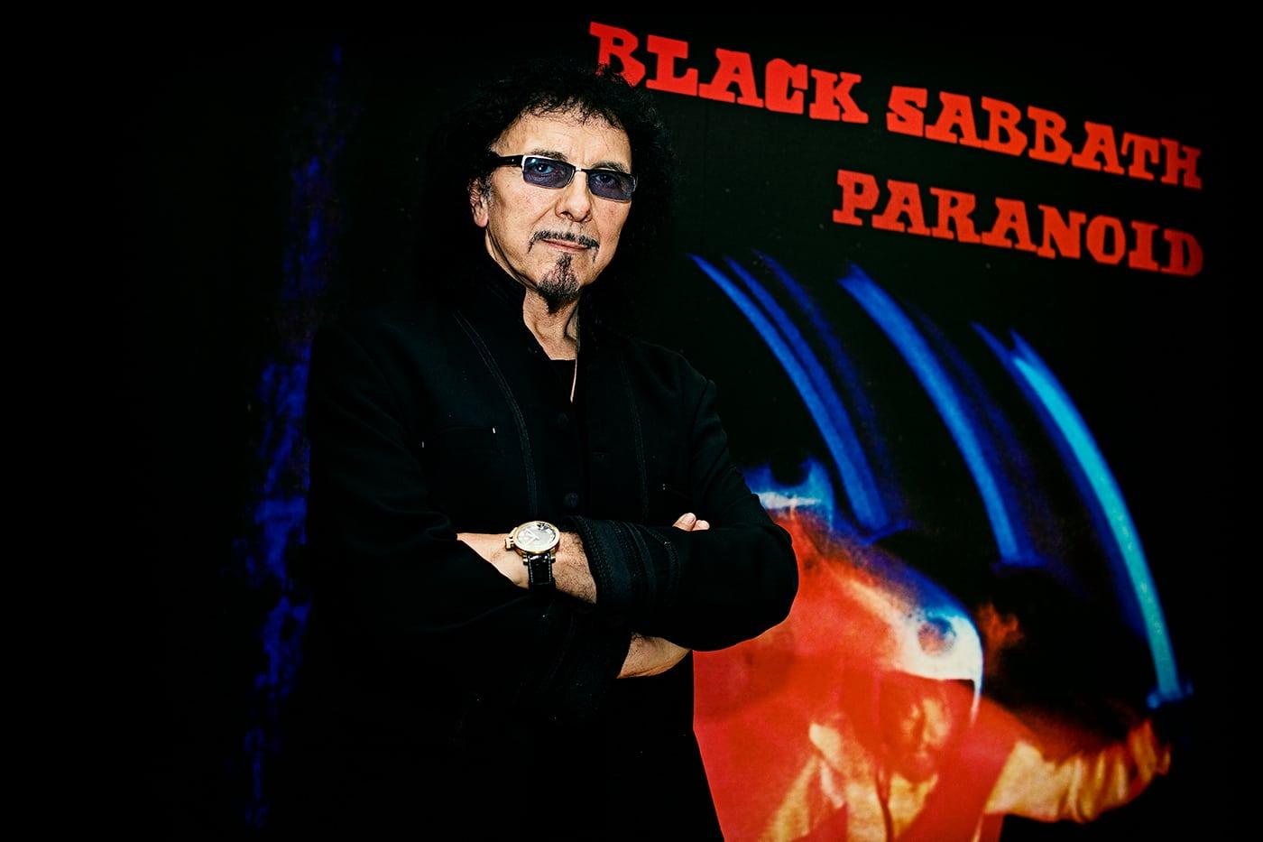 Black Sabbath Tony
