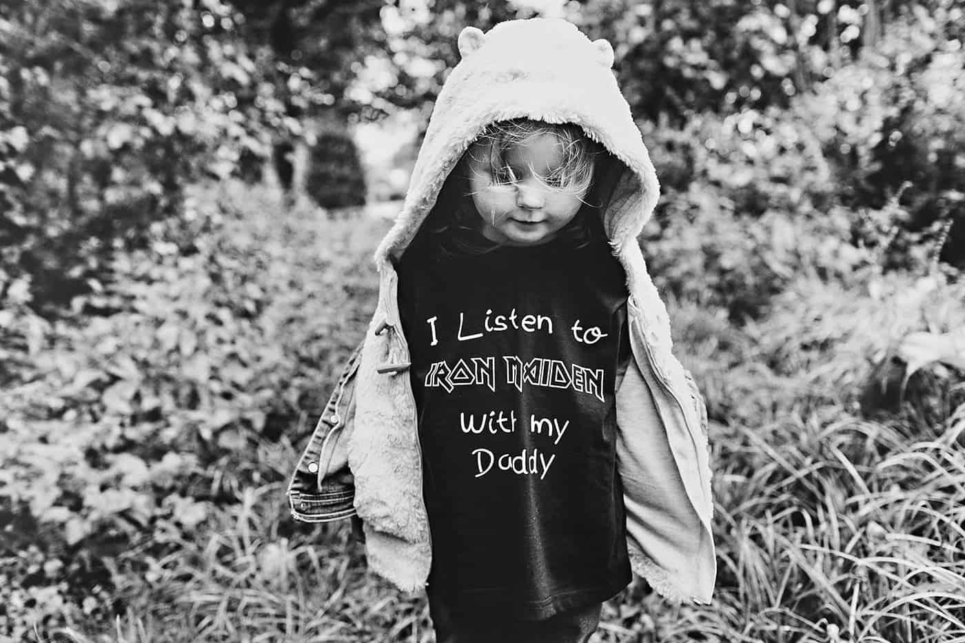 Metal kid