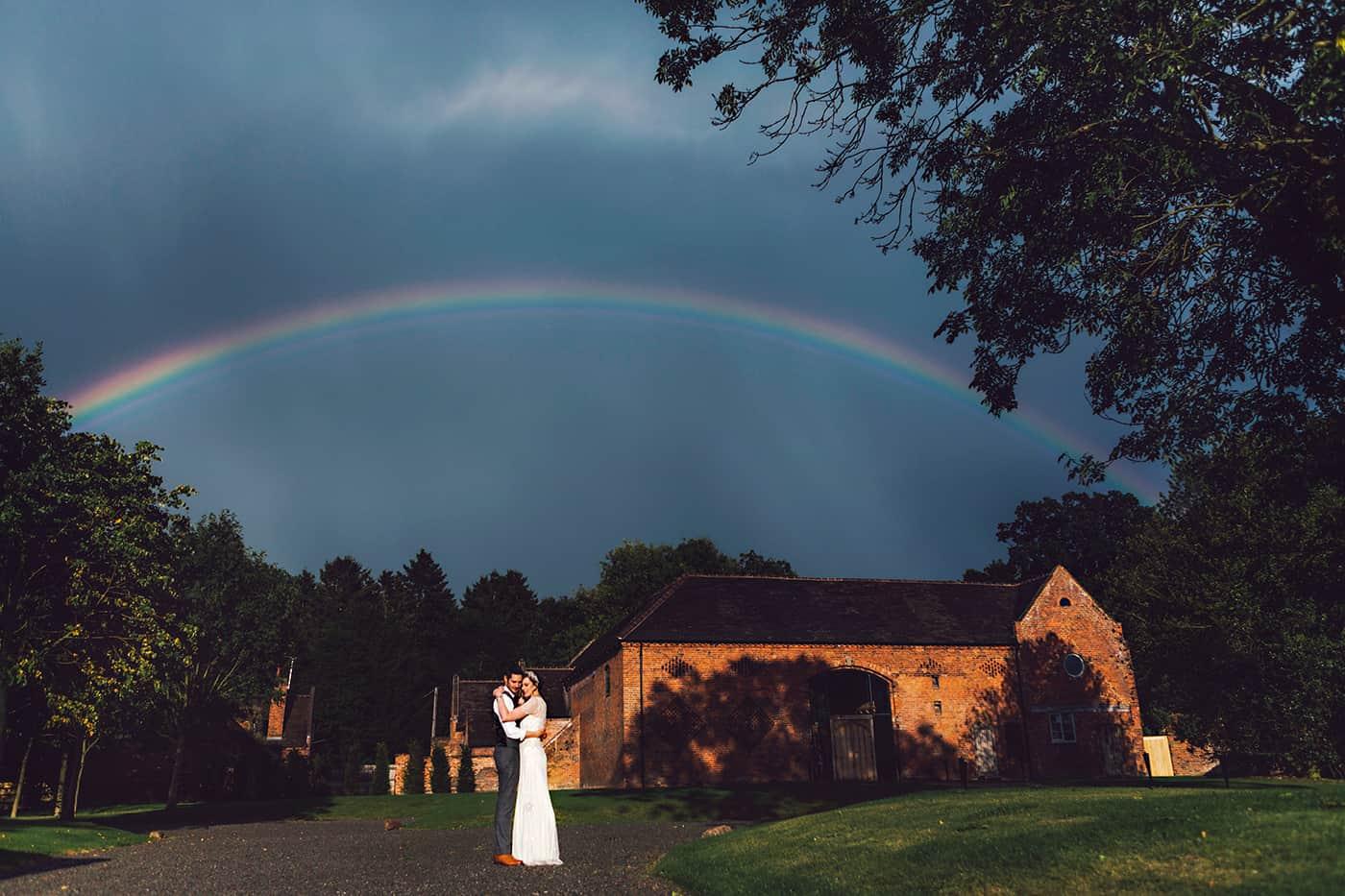 Shustoke Farm Barns wedding pictures
