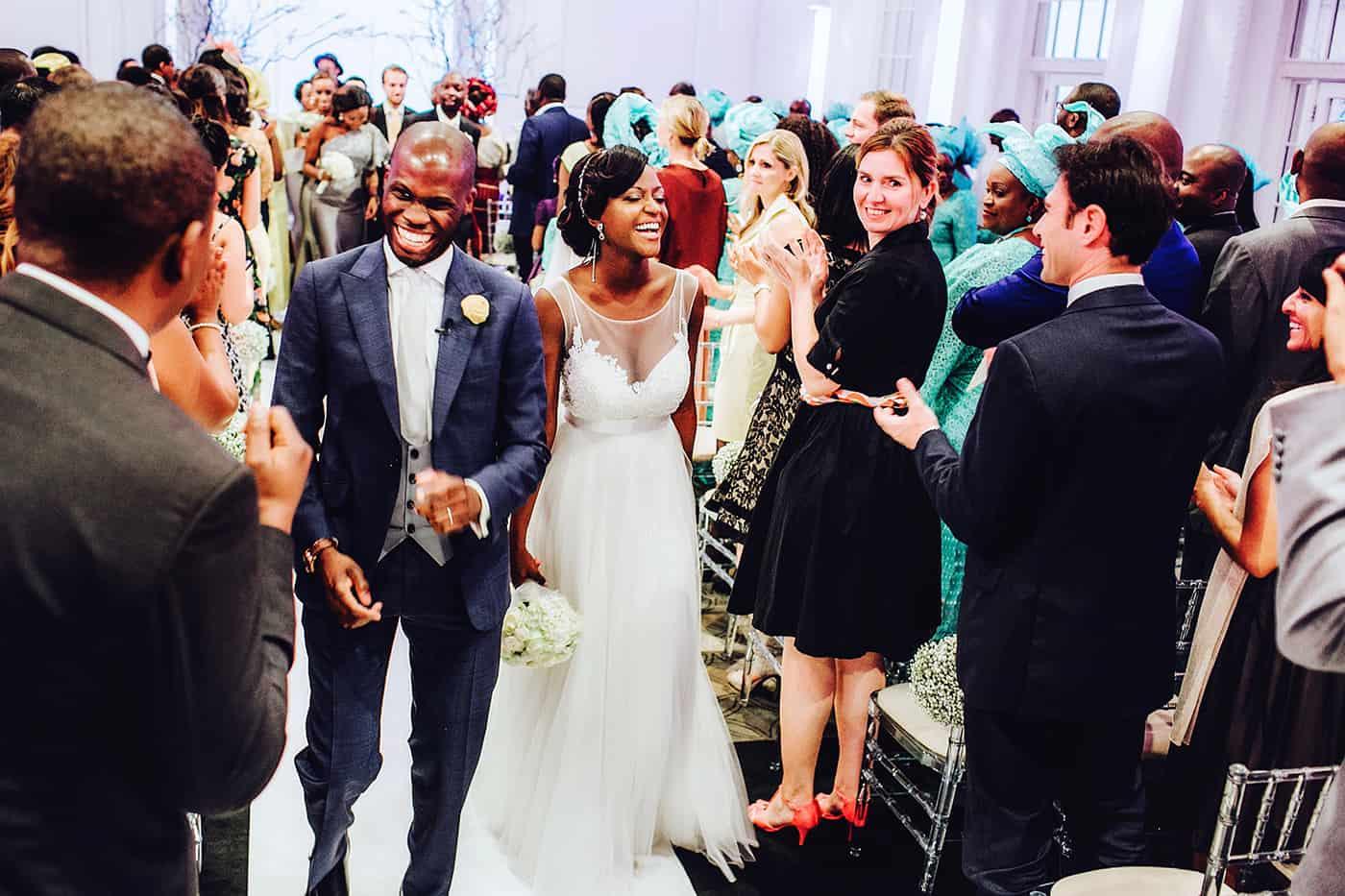 8 Northumberland Avenue wedding