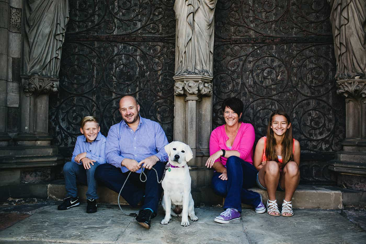 Lichfield Family Photos